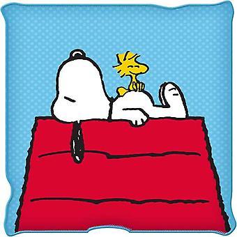 Maapähkinät Snoopy & Woodstock 45x60 Fleece Blanket