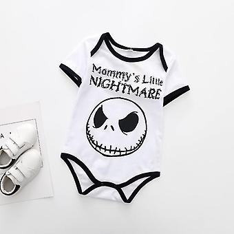 Body Mommy's Little Nightmare -print Baby Jumpsuit Kleidung -Outfit