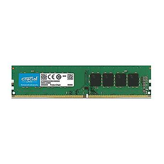 Crucial 16Gb Ddr4 Desktop Memory Pc4 21300 2666Mhz