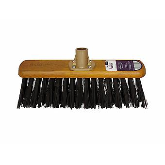 Bentley Country PVC Broom Stiff 13 inch Large CM.13/B