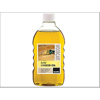 Barrettine Raaka pellavansiemenöljy 500ml