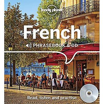 Lonely Planet French Phrasebook and CD (Phrasebook)