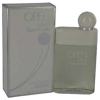 Open White By Roger & Gallet Eau De Toilette Spray 3.3 Oz (men) V728-541265