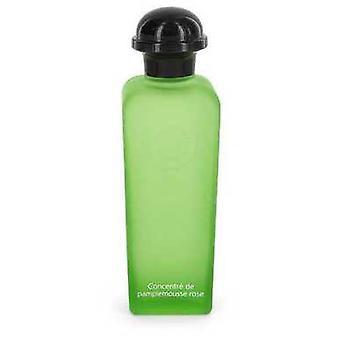 Eau De Pamplemousse Rose By Hermes Concentre Eau De Toilette Spray (tester) 3.3 Oz (women) V728-549117