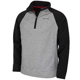 Craghoppers Mens 2020 Leto 1/2 Zip Isolerskikt Fleece tröja