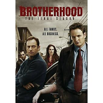 Brotherhood - Brotherhood: Final Season [DVD] USA import