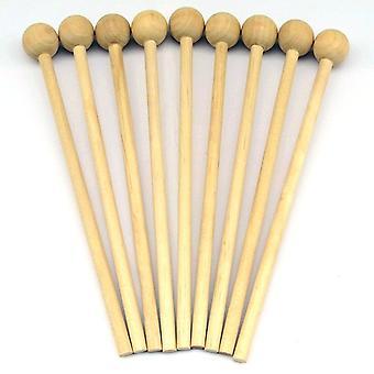 Baguettes d'instrument de musique de percussion de bois