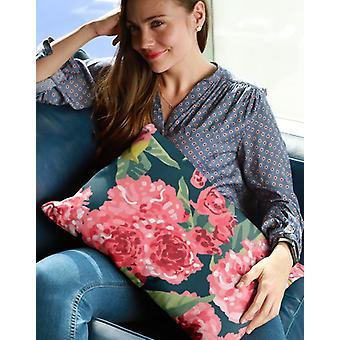 Travesseiro de retângulo flori