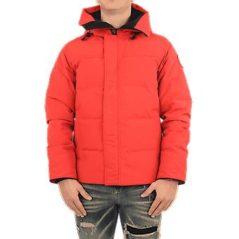 Canada Goose Macmillan Parka Red 3804M11Outerwear