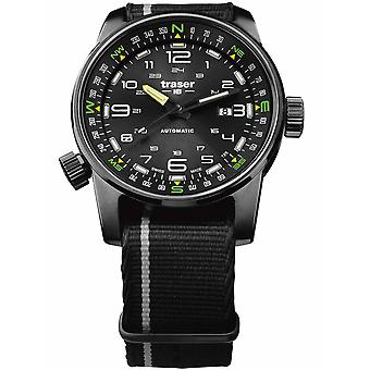Mens Watch Traser H3 107718, Automatic, 46mm, 10ATM