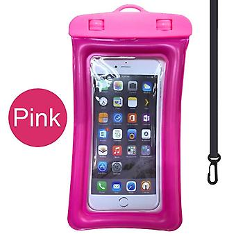 Airbag Swim Water Proof Phone Case Waterproof Pouch Bag For Iphone