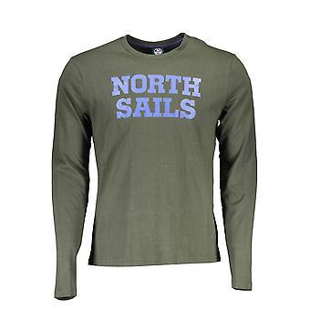 NORTH SAILS T-shirt Long sleeves Men 902322 000