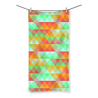 Pattern 42 beach towel
