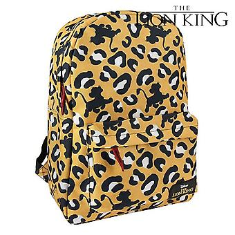 School Bag The Lion King 72831 Yellow