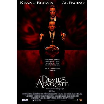 The Devils Advocate Movie Poster Print (27 x 40)