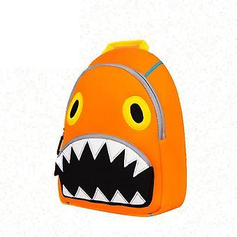 3d Animal Backpacks, Toddler Kids Neoprene School Bags Kindergarten Cartoon Bag