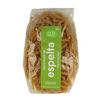 Organic white spelled macaroni 500 g