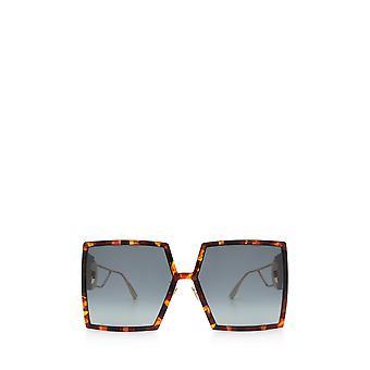 Dior 30MONTAIGNE havana female sunglasses