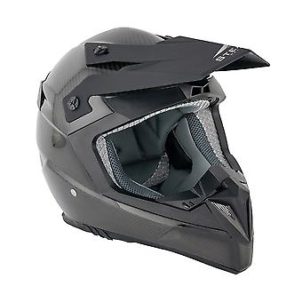 Stealth HD210  Adult MX Helmet - Carbon