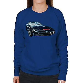 Knight Rider KITT La Sudadera Supercar Mujeres's