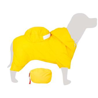 Arquivet Raincoat with yellow pocket 25 cm. (Dogs , Dog Clothes , Raincoats)