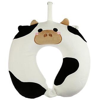 Cutiemals lehmä relaxeazzz muhkea muisti vaahto matkatyyny