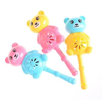 Baby Hand Rattles Multicolor Bear Baby