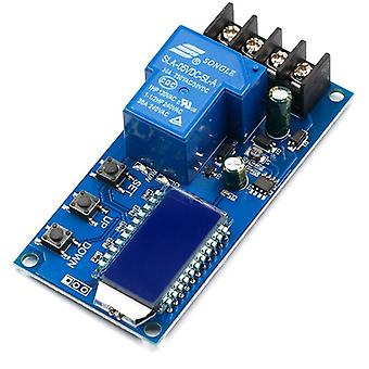 Dc 6-60v 30a Storage Battery Charging Control Module Protection Board Charger
