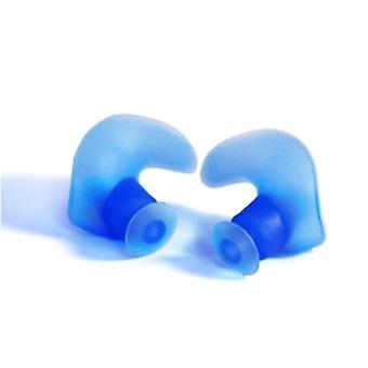 SwimExpert Premium Ear Plugs - Blue