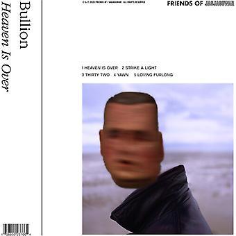 Bullion - Heaven Is Over (Crystal Clear Vinyl) [Vinyl] USA import