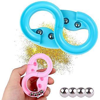 创意的掌上迷你轨迹球教育玩具手脑协调