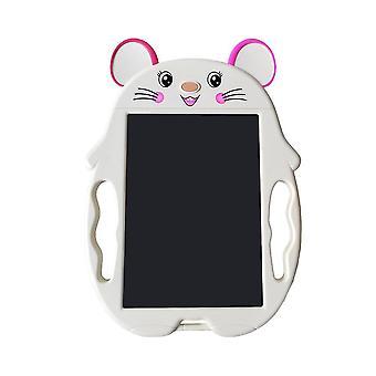 Tablet de escrita LCD, tabuleiro de doodle de 9 polegadas, desenho eletrônico reutilizável reutilizável Meninas Brinquedos Presentes
