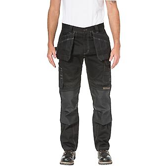 Caterpillar floor layer flex trousers mens