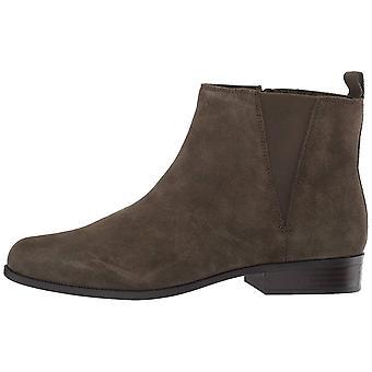 Bandolino Womens Carnot Almond toe ankel mote støvler