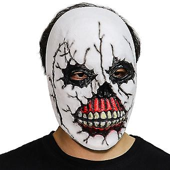 Halloween Carnaval Party Cosplay Mask Taoist 3d Grappige Horror Smile Clown Masker