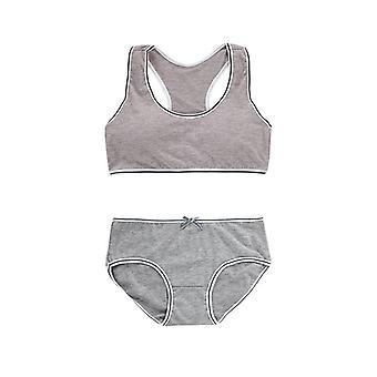 Student Bra Underwear Set