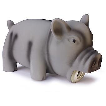Arquivet Iberian Pig alkuperäisellä äänellä (Koirat , Lelut & Urheilu , Lateksi)