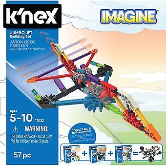 K'NEX Jumbo Jet Intro Vehicle Set