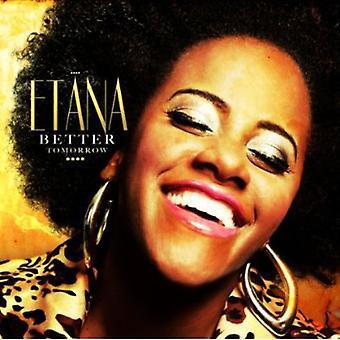 Etana - Better Tomorrow [CD] USA import