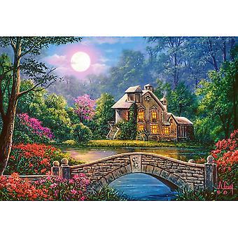 Castorland, Puzzle - Cottage - 1000 Pieces