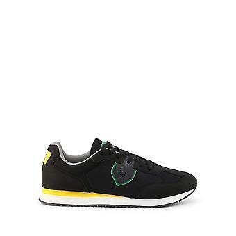 U.S. Polo Assn. - Skor - Sneakers - NOBIL4116S1-TH1-BLK - Män - svart,gul - EU 45