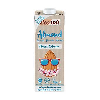 EcoMil اللوز الكلاسيك الكالسيوم 1 L