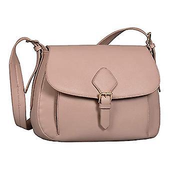 Tom Tailor Acc Milana, Women's Shoulder Bag, Pink, M