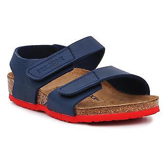 Birkenstock Palu Kids Logo 1019073 universelle sommerbarn sko