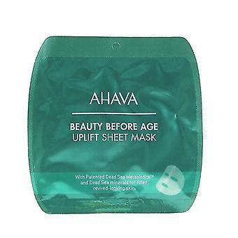 Ahava Beauty Before Age Uplift Sheet Mask 1sheet