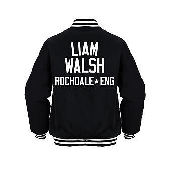 Giacca da leggenda della boxe Liam Walsh