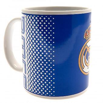 Real Madrid FC Initials Mug