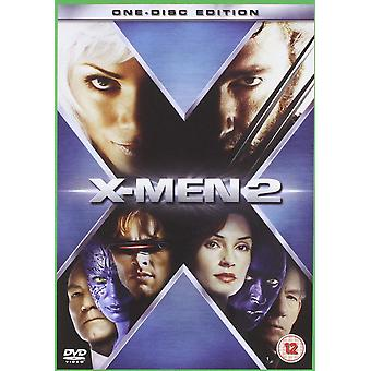X-Men 2 DVD (1 Disc Edition)
