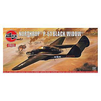Airfix Northrop P-61 Musta leski Mallisarja