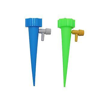 Sistema de riego automático para plantas Azul/Verde 6-pack
